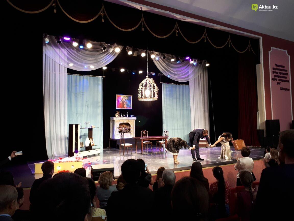 """Зрителям Актау представили премьеру спектакля """"Продайте мужа"""" (Фото), фото-11"""