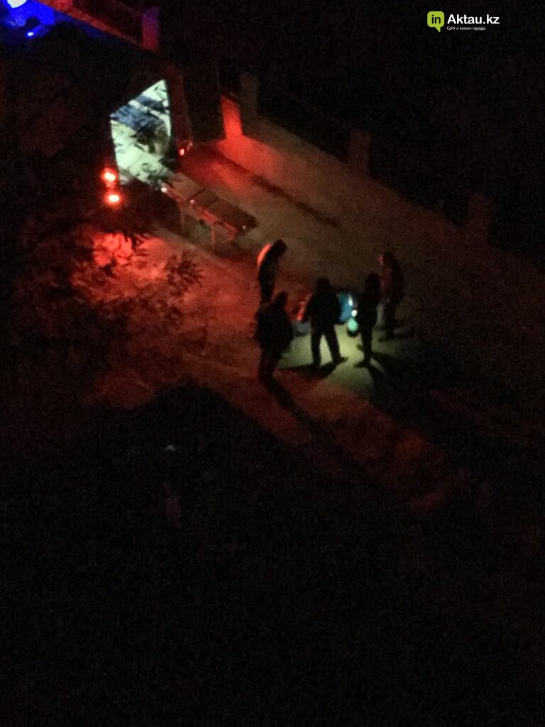 В Актау группа неизвестных лиц избила парня (Фото), фото-1