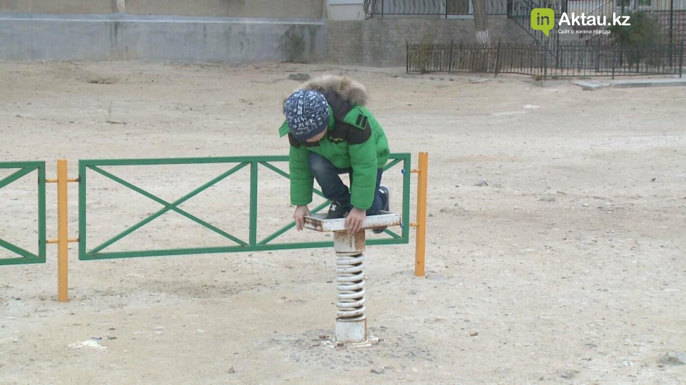 70% детских и спортплощадок в Актау изношены (Фото), фото-2