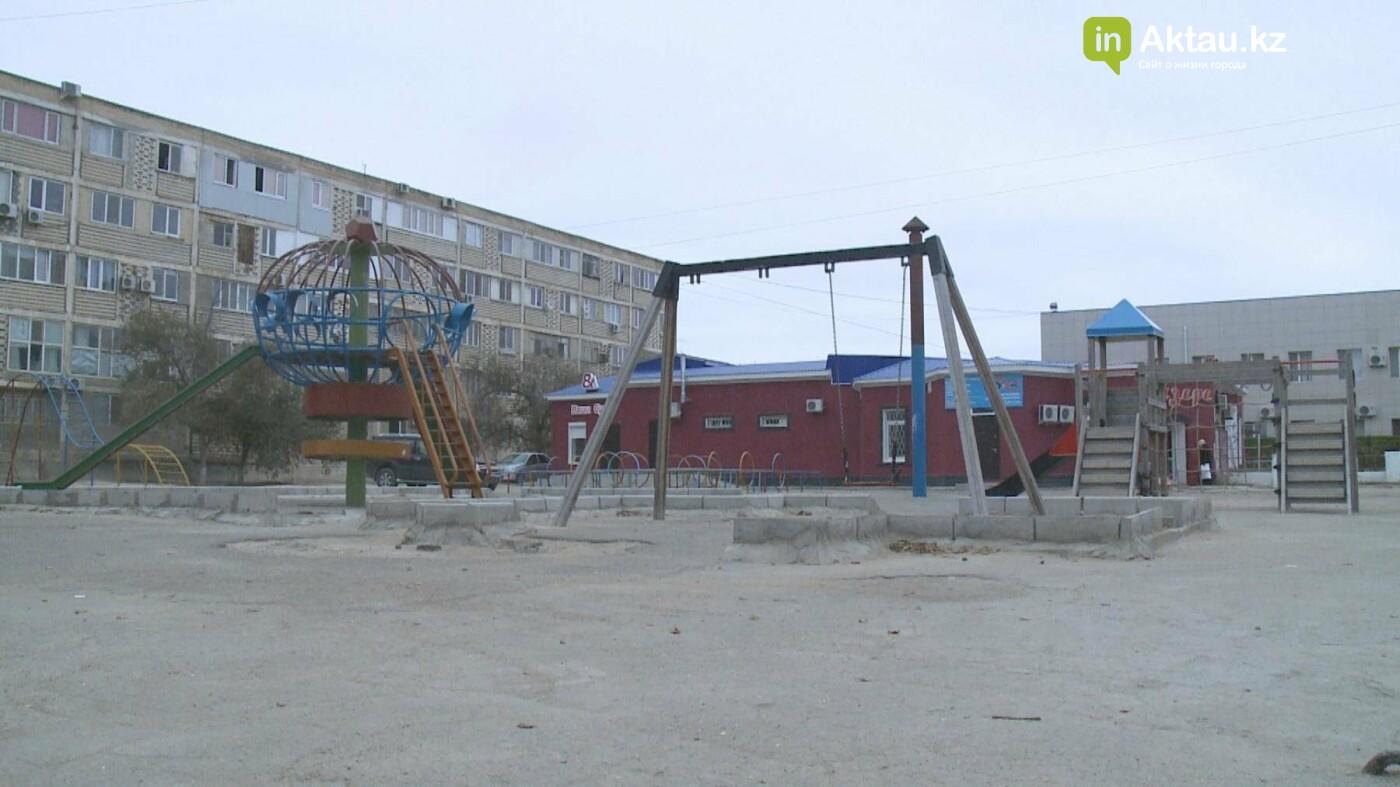 70% детских и спортплощадок в Актау изношены (Фото), фото-1