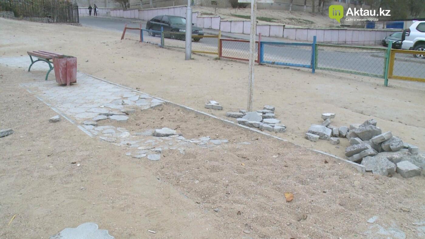 70% детских и спортплощадок в Актау изношены (Фото), фото-4
