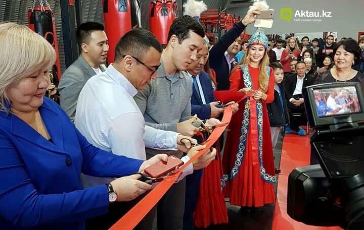 Академия балета, спортивной гимнастики и боевых искусств открылась в Актау , фото-1
