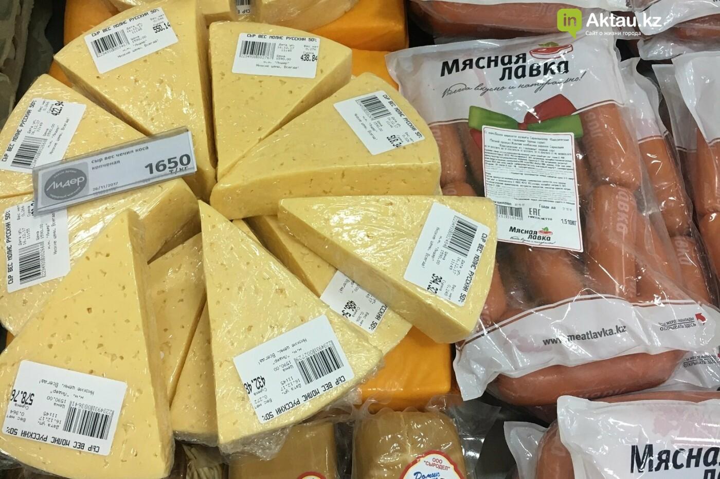 В какую сумму актаусцам обойдется минимальная продуктовая корзина к Новогоднему столу подсчитали корреспонденты ИнАктау, фото-10