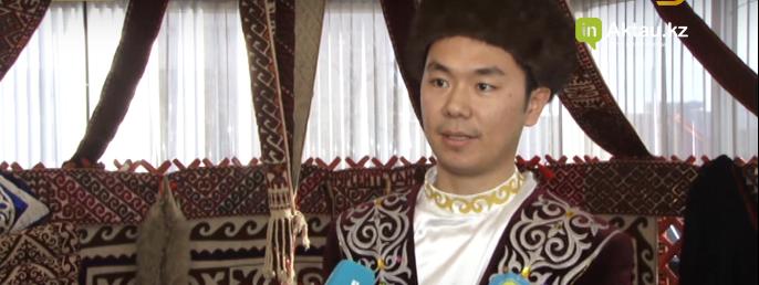 В Актау среди нефтяников прошел конкурс национальной одежды, фото-3