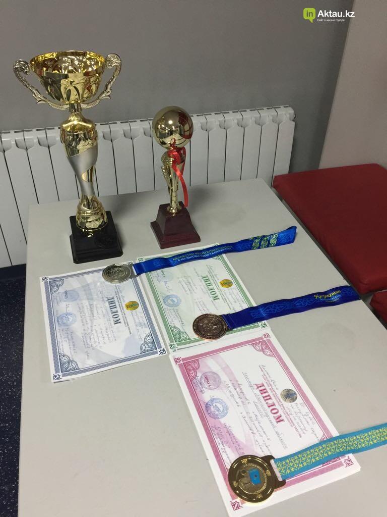 Керленгисты из Актау завоевали серебро на республиканской спартакиаде , фото-2