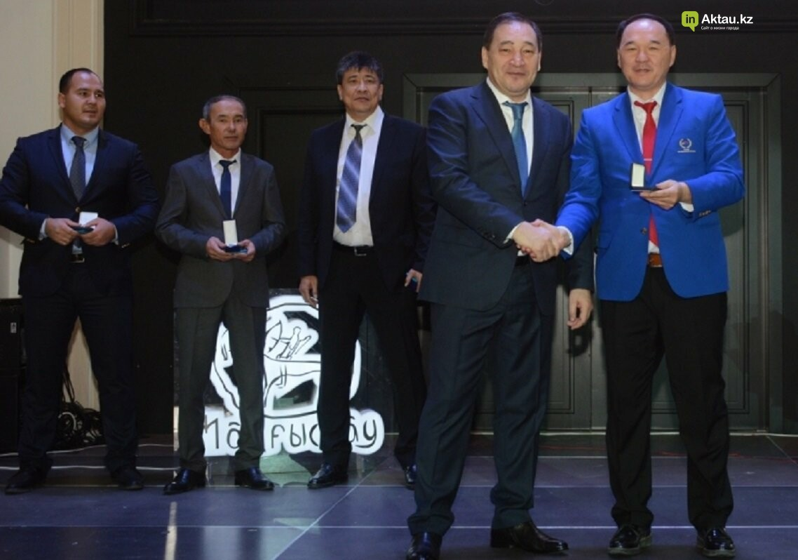 Награды за вклад в развитие спорта получили более 70 мангистаусцев, фото-1