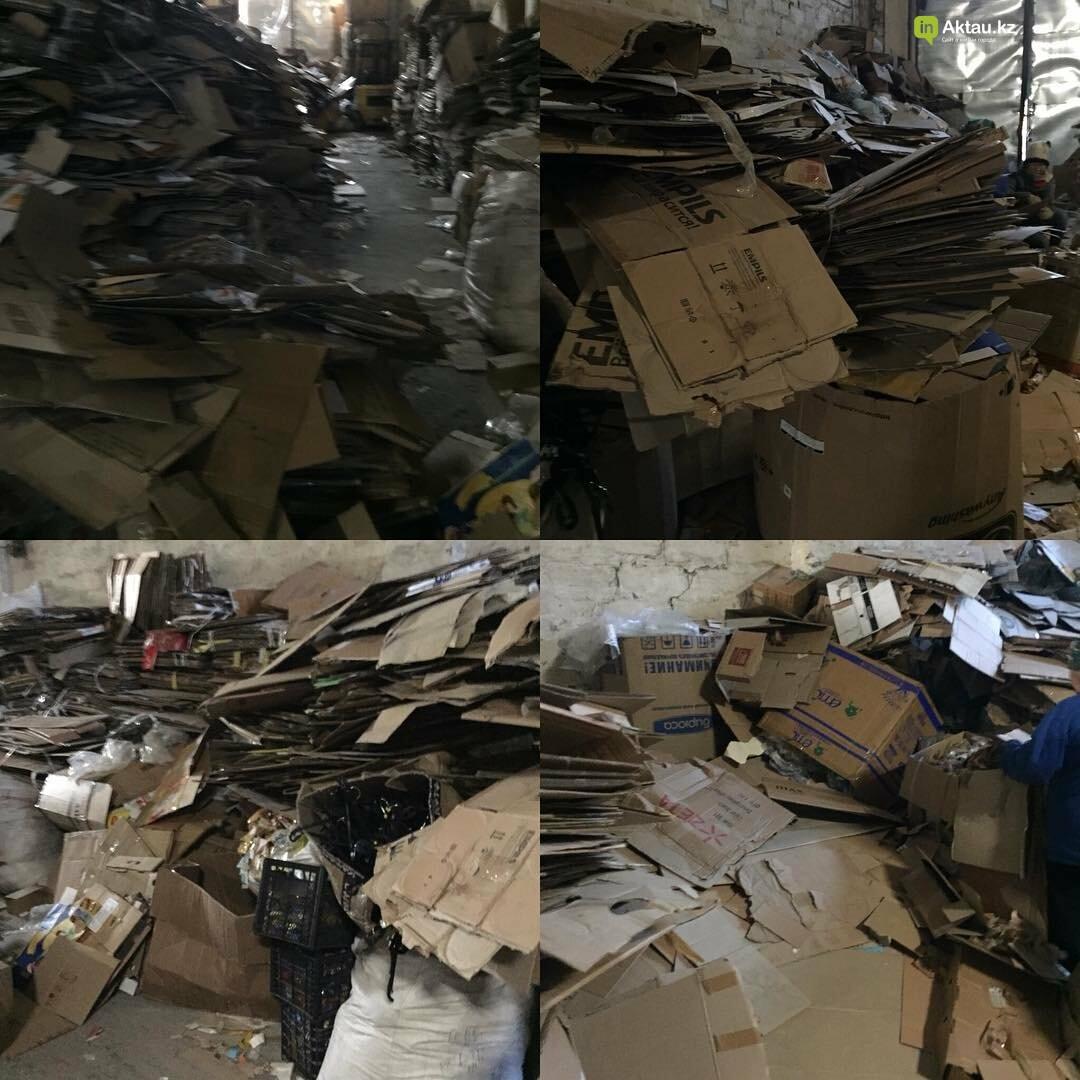 Жители Актау могут сдать макулатуру за деньги не выходя из дома, фото-2