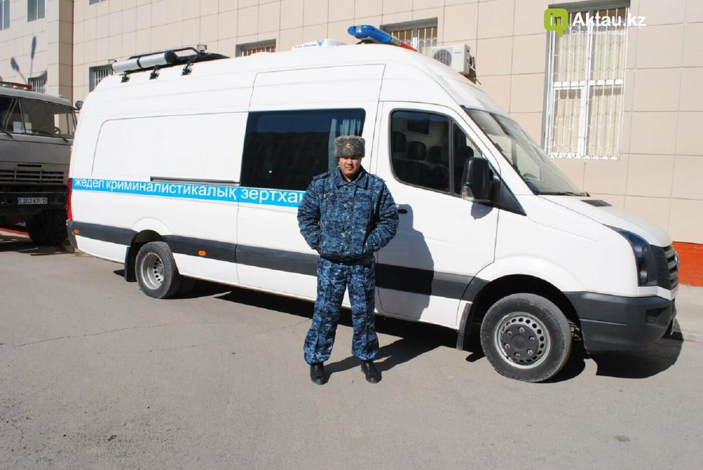 Найти убийцу по отпечатку ладони, поймать насильника по волоску: герои невидимого фронта Актау, фото-4