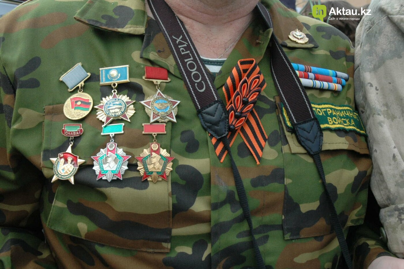 Как праздновали День Победы в Актау (ВИДЕО), фото-3