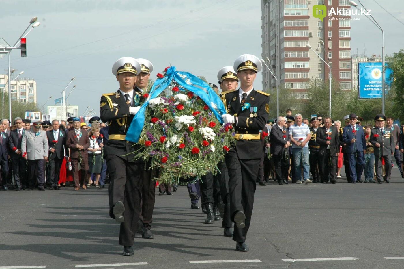 Как праздновали День Победы в Актау (ВИДЕО), фото-51
