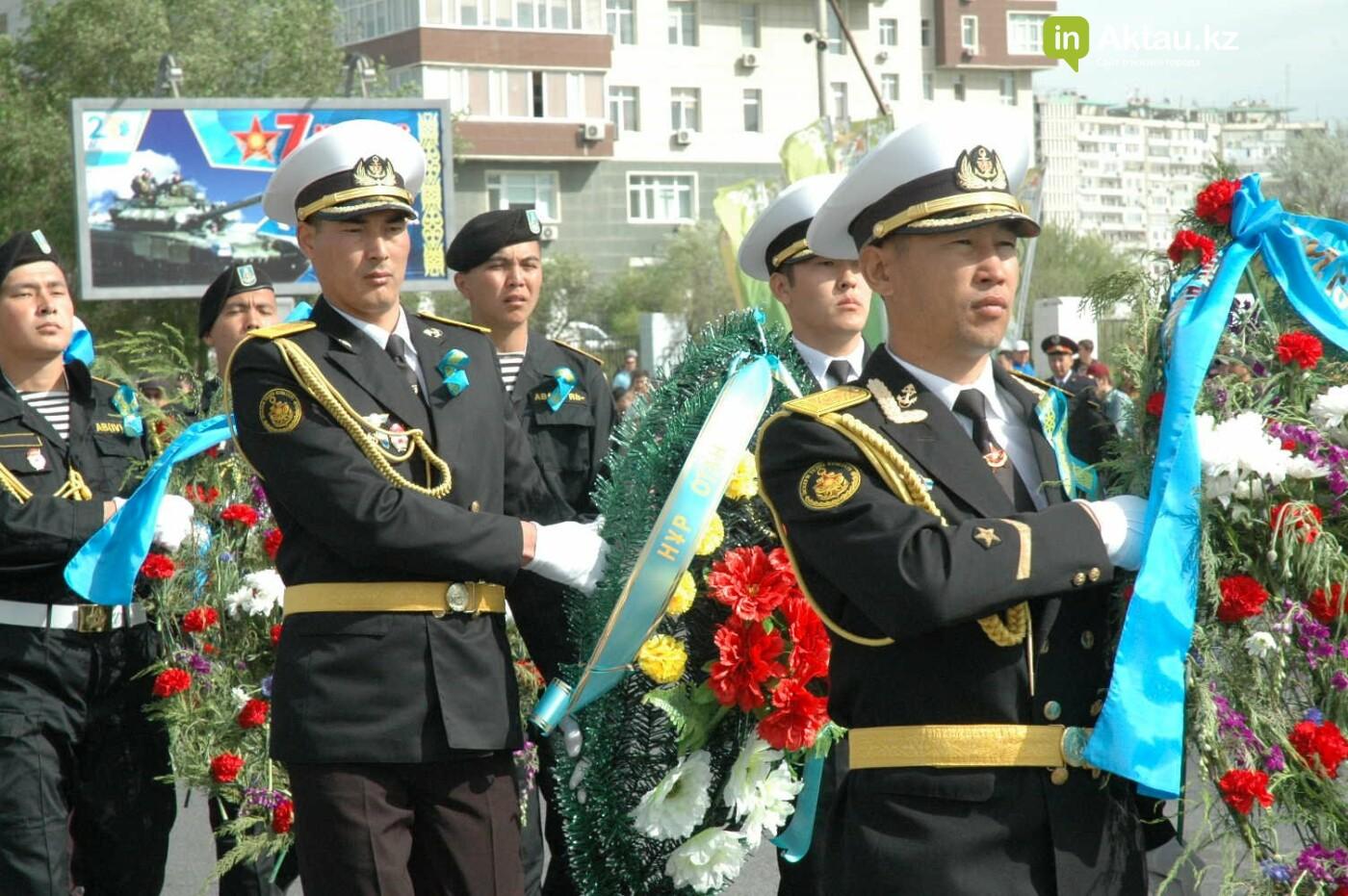 Как праздновали День Победы в Актау (ВИДЕО), фото-59