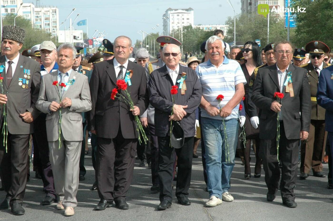 Как праздновали День Победы в Актау (ВИДЕО), фото-61