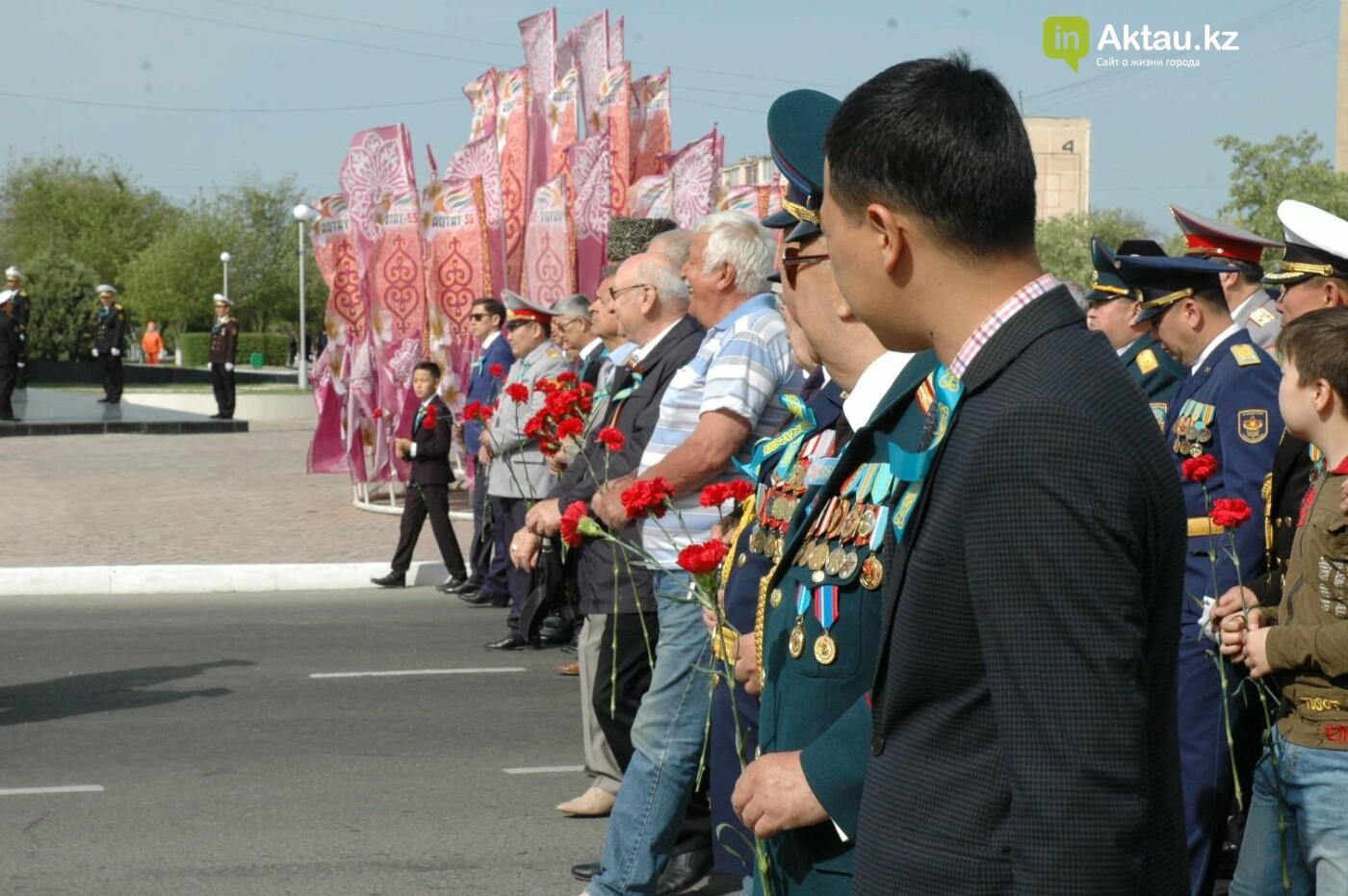 Как праздновали День Победы в Актау (ВИДЕО), фото-53