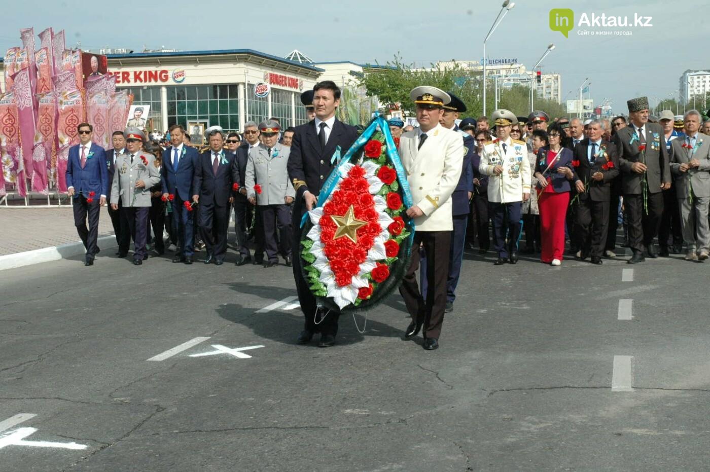 Как праздновали День Победы в Актау (ВИДЕО), фото-55