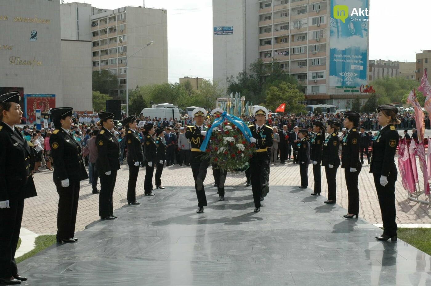 Как праздновали День Победы в Актау (ВИДЕО), фото-58