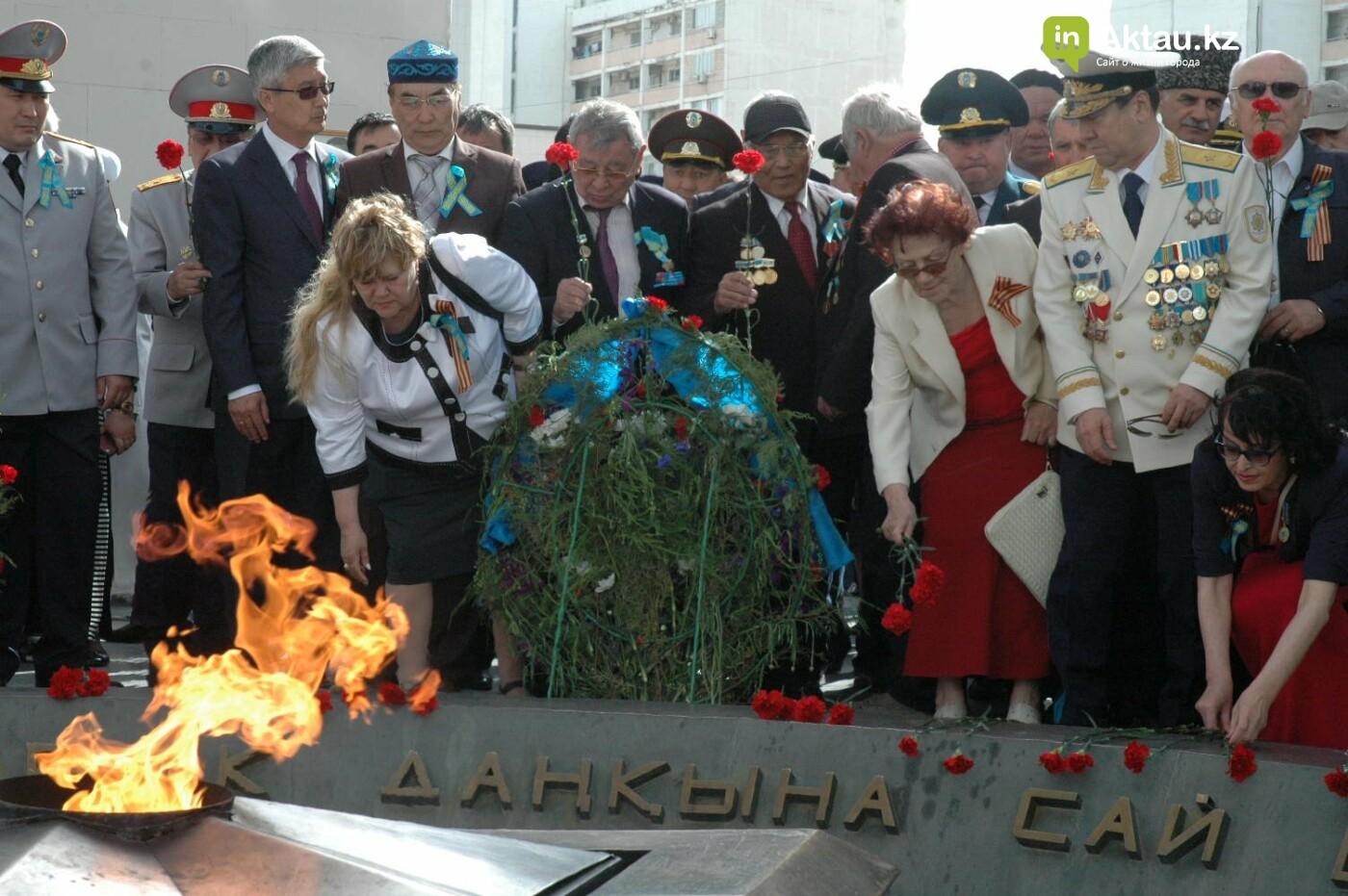 Как праздновали День Победы в Актау (ВИДЕО), фото-65