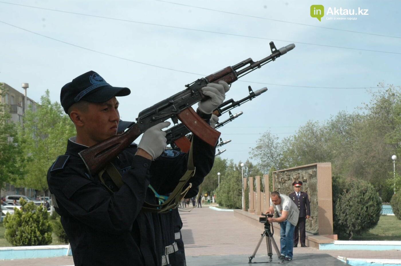 Как праздновали День Победы в Актау (ВИДЕО), фото-60