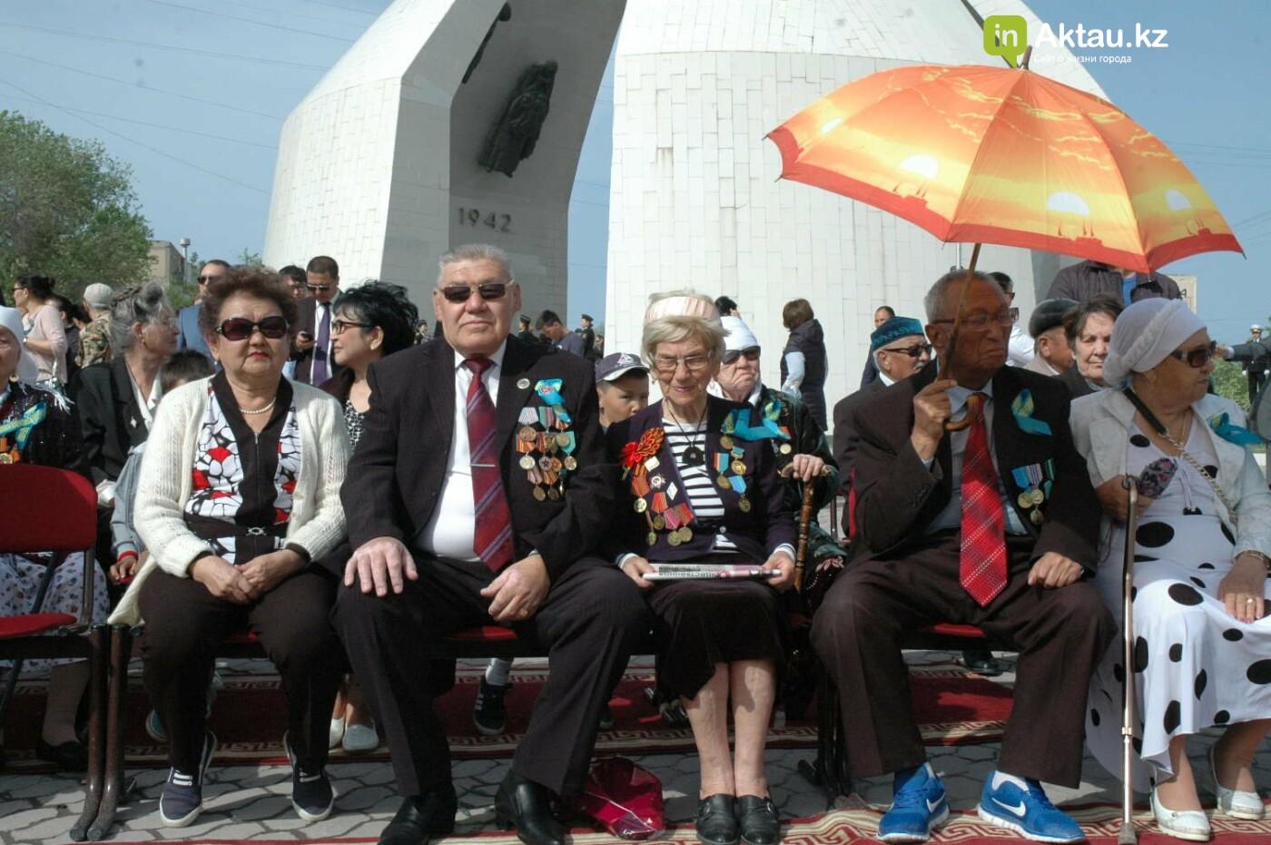 Как праздновали День Победы в Актау (ВИДЕО), фото-64