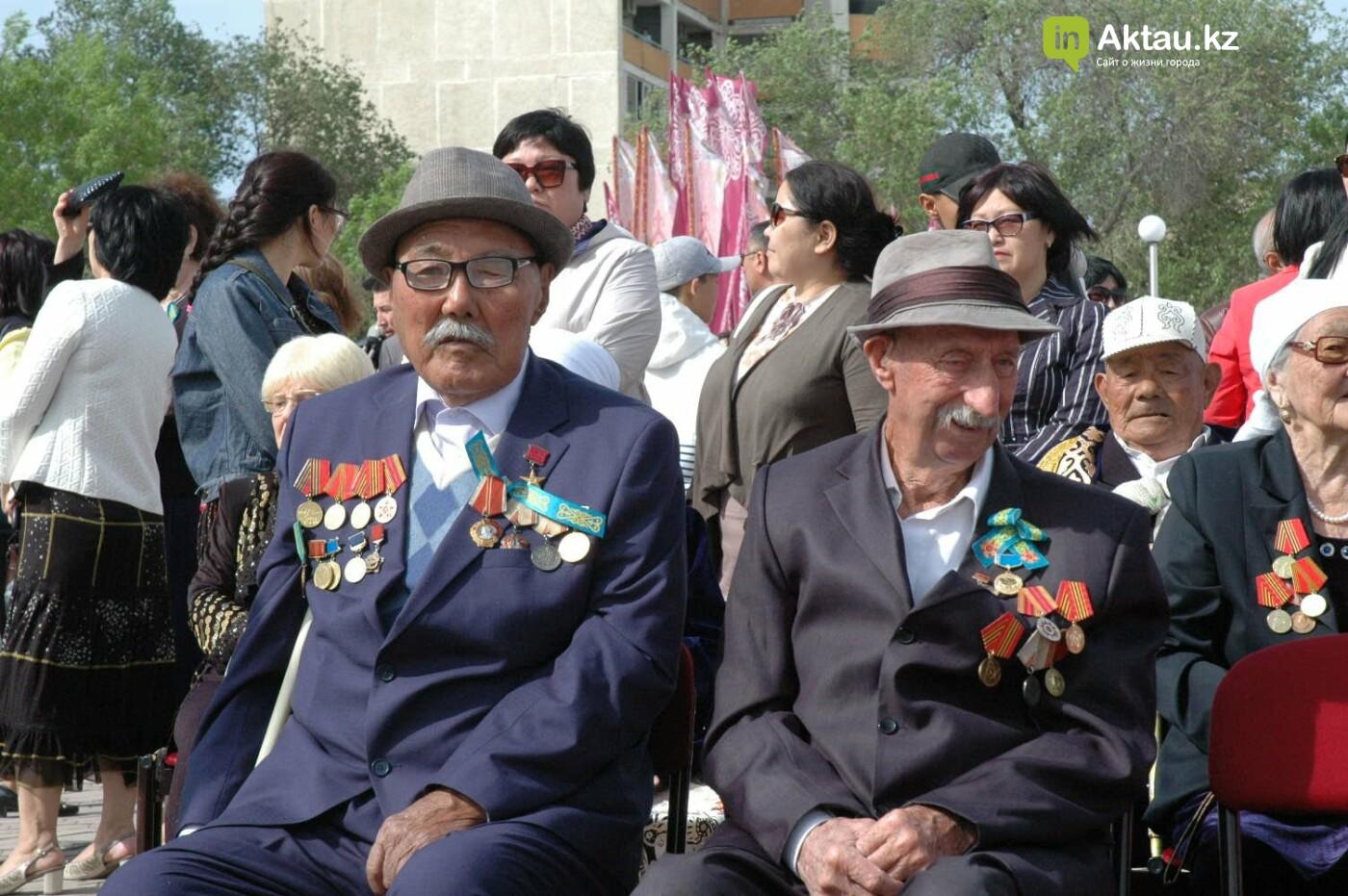 Как праздновали День Победы в Актау (ВИДЕО), фото-52