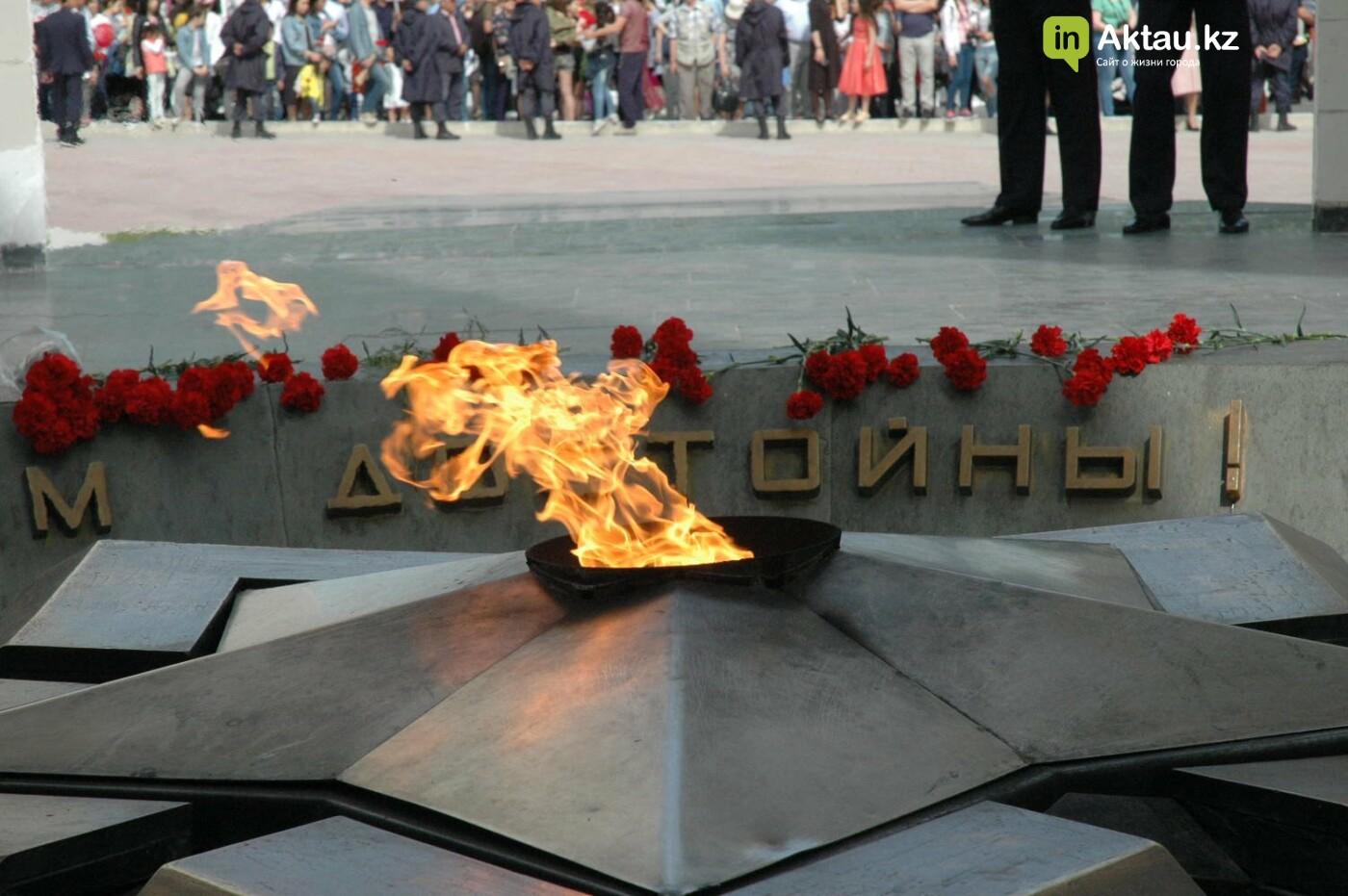 Как праздновали День Победы в Актау (ВИДЕО), фото-72