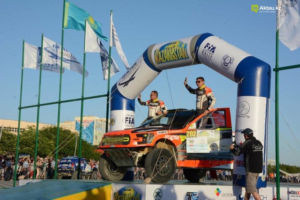 Пятый этап Кубка мира по ралли-рейдам стартовал в Актау, фото-2