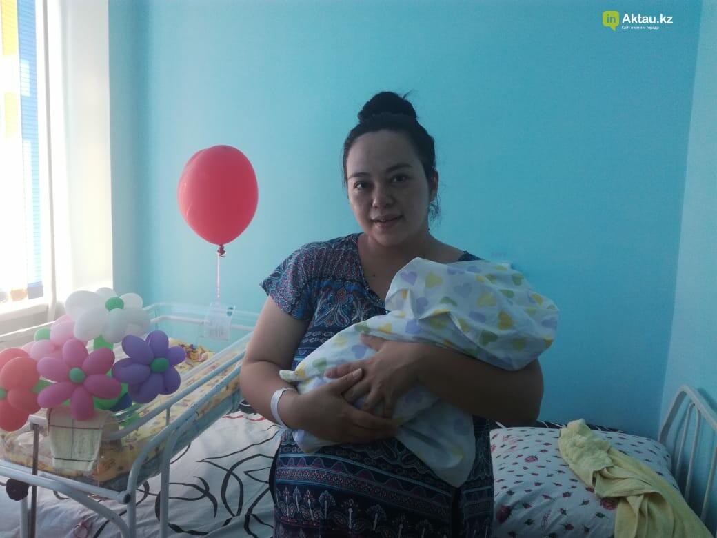 Два Нурсултана родились в Актау в день рождения президента, фото-3