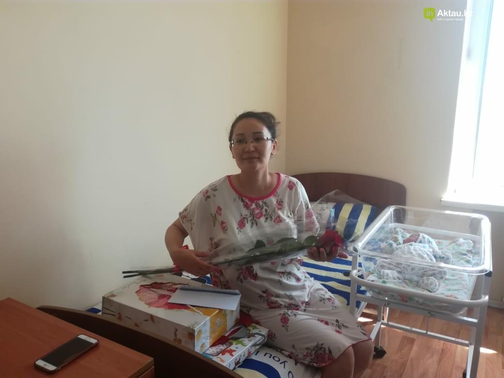 Два Нурсултана родились в Актау в день рождения президента, фото-2
