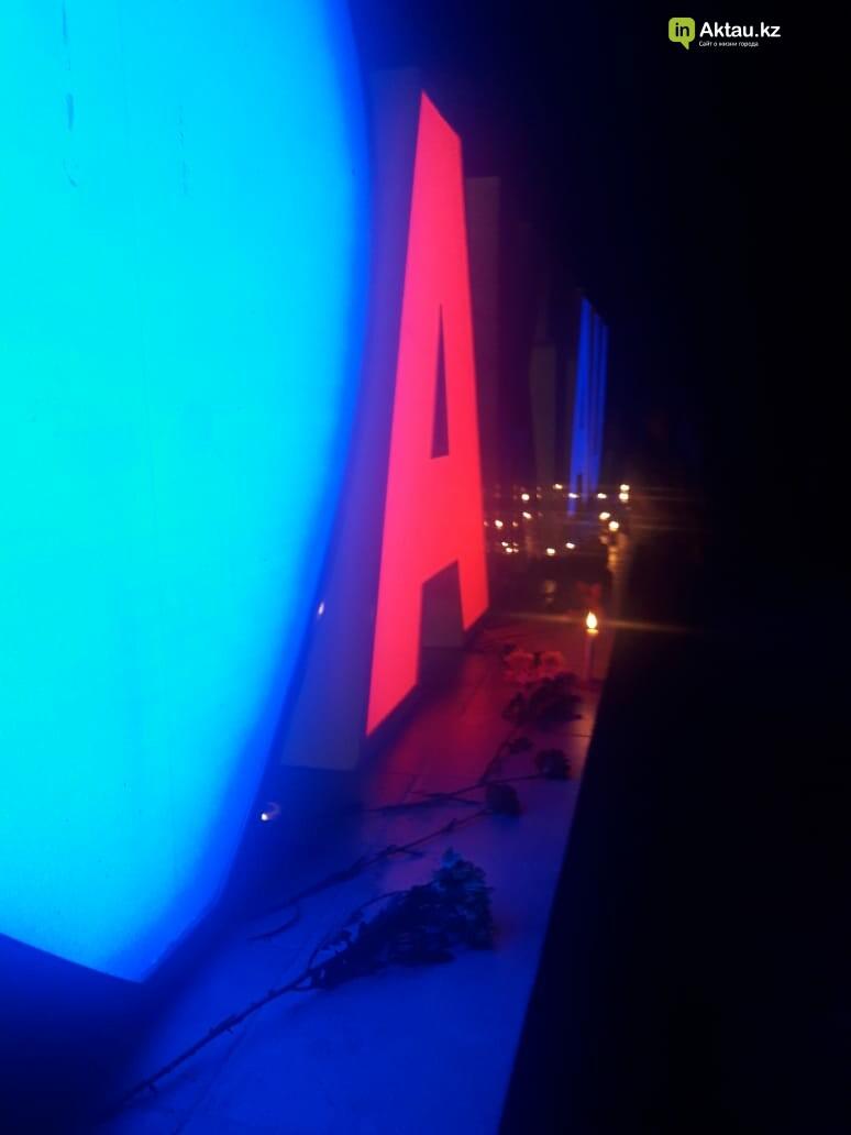 """""""Прости, что не уберегли"""": актаусцы прощаются с погибшим Денисом Тен (ФОТО), фото-2"""