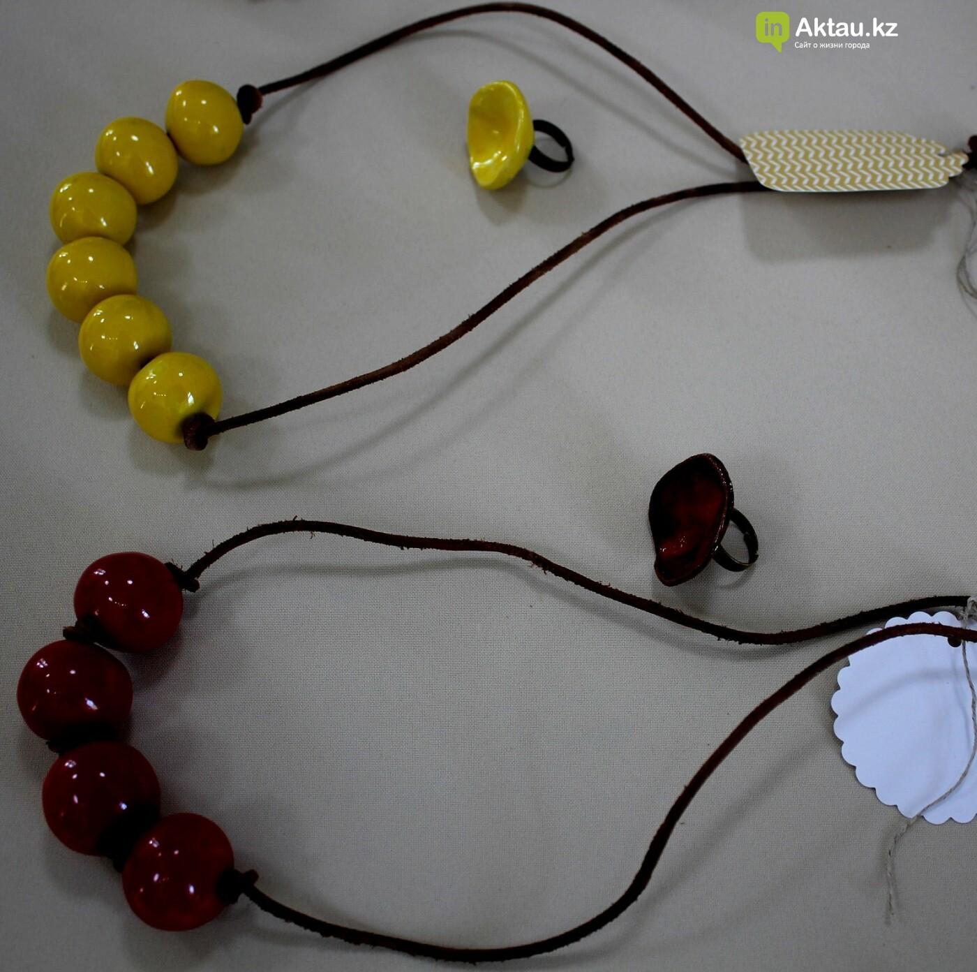 """""""Цвет имен"""": выставка керамических изделий прошла в Актау , фото-1"""