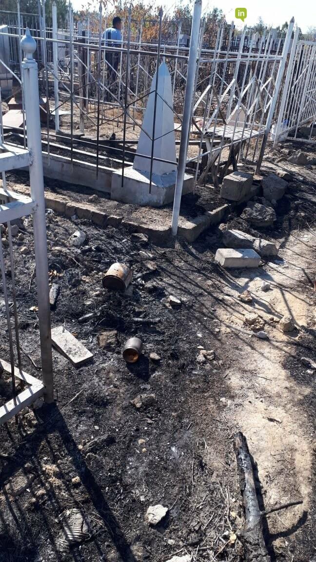 Превратили в свалку: жители Актау пожаловались на состояние христианского кладбища, фото-4