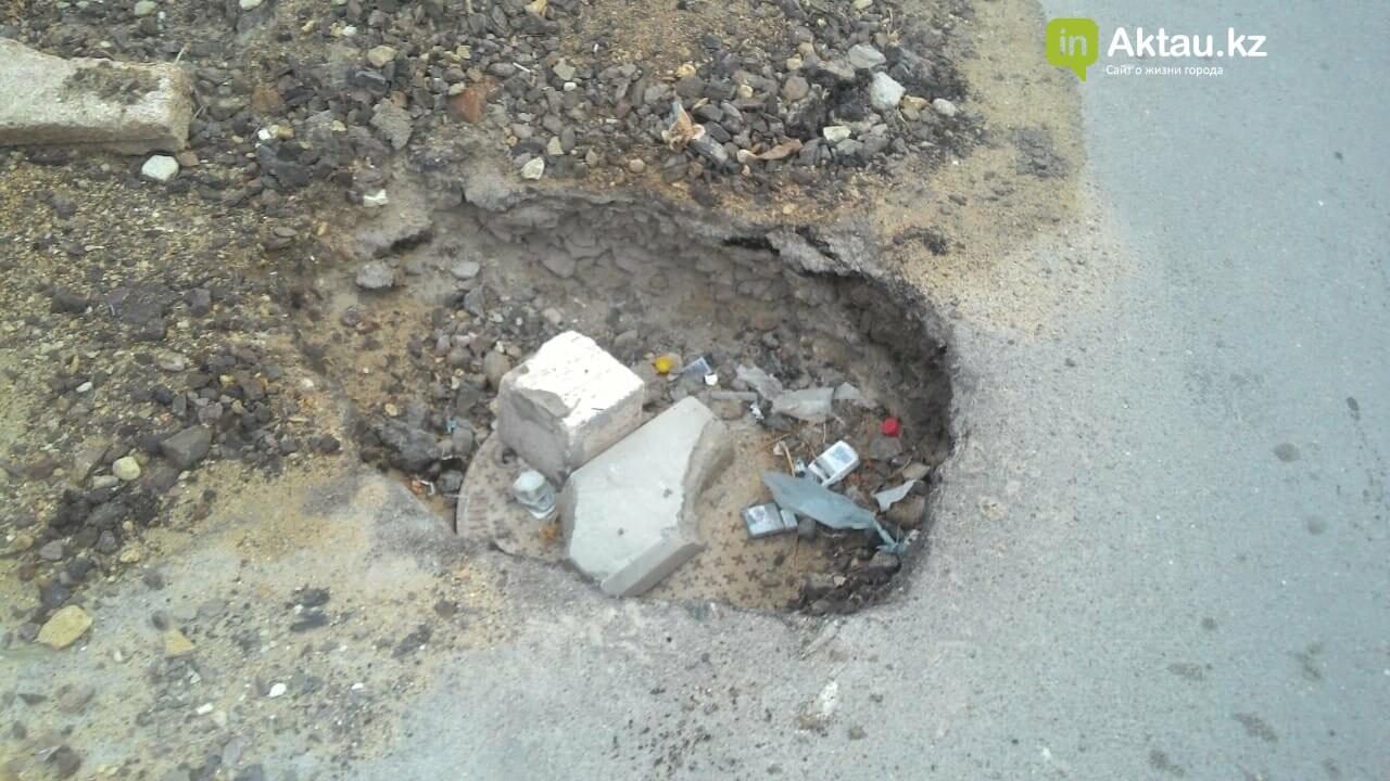 Жители Приморского написали акиму Актау открытое письмо-жалобу, фото-3