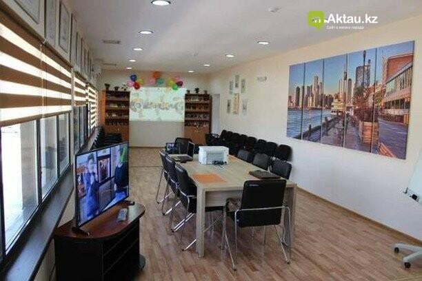 Центральная городская библиотека Актау приглашает жителей в бесплатный коворкинг-центр, фото-1