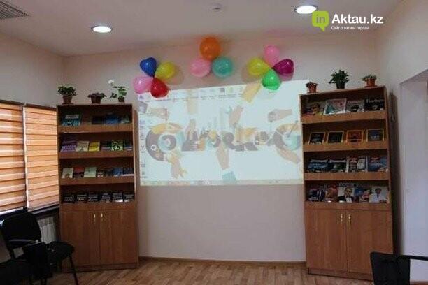Центральная городская библиотека Актау приглашает жителей в бесплатный коворкинг-центр, фото-7