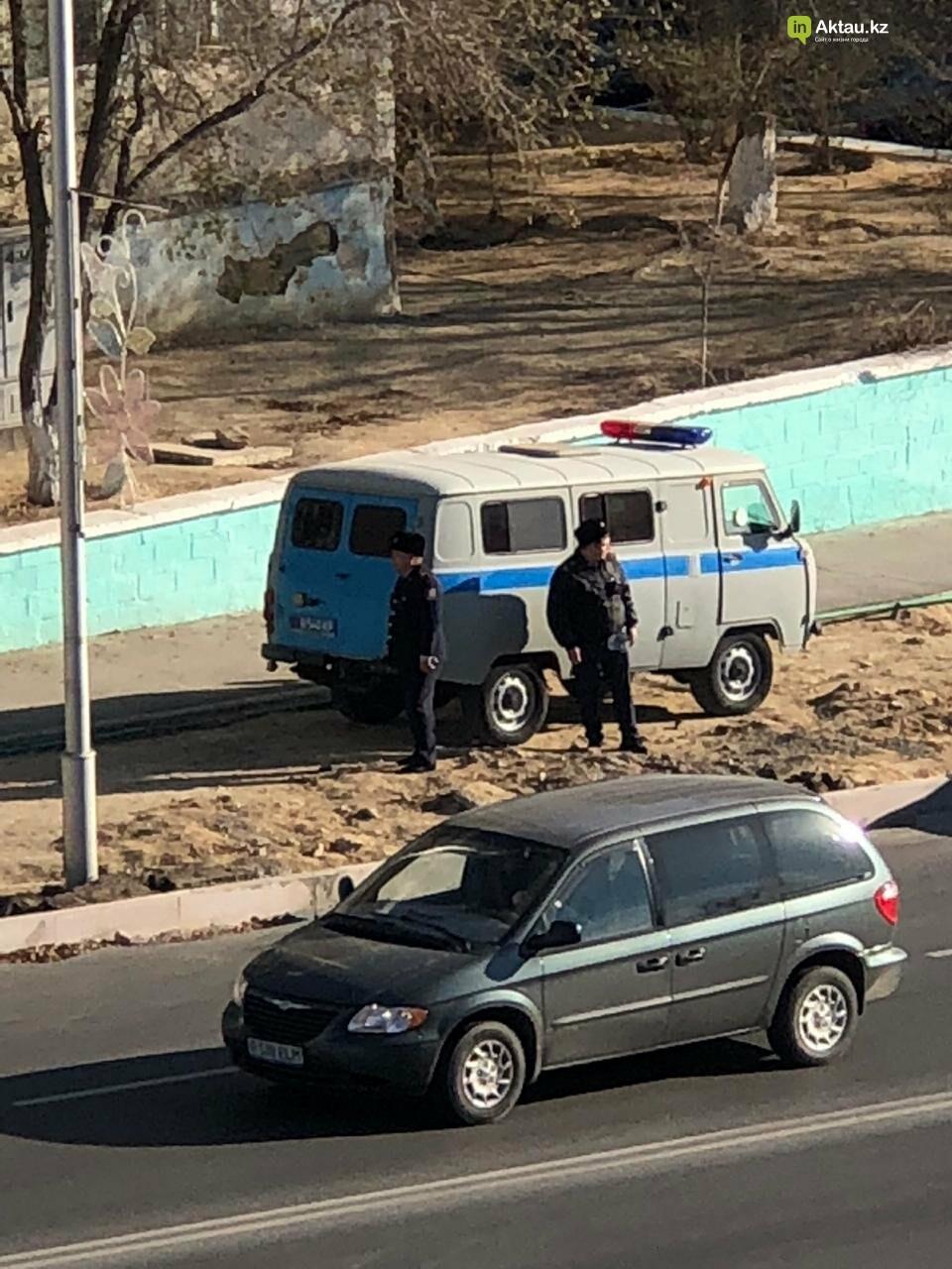 Черный чемодан встревожил жильцов пятиэтажки в Актау, фото-6