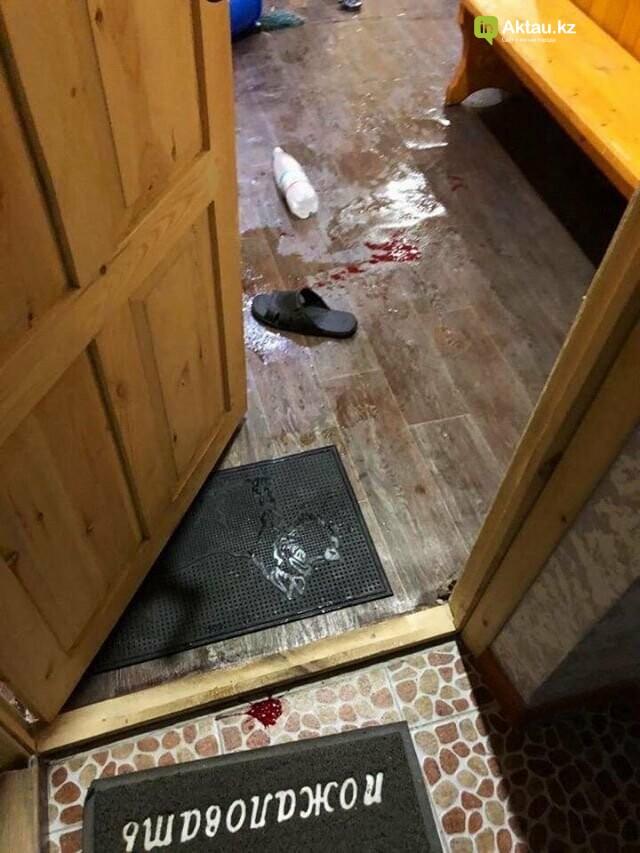 В полиции прокомментировали избиение парня в бане Актау, фото-1