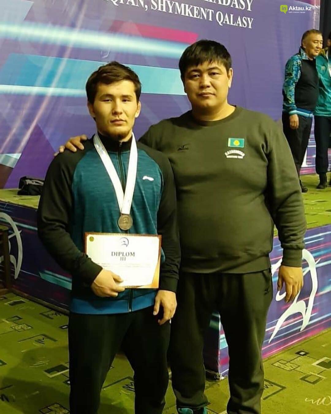 Три вольника из Мангистау стали призерами спартакиады в Шымкенте, фото-2