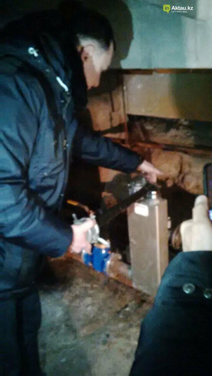 Новейшие технологии: в жилом доме Актау установили магнитный очиститель воды, фото-2
