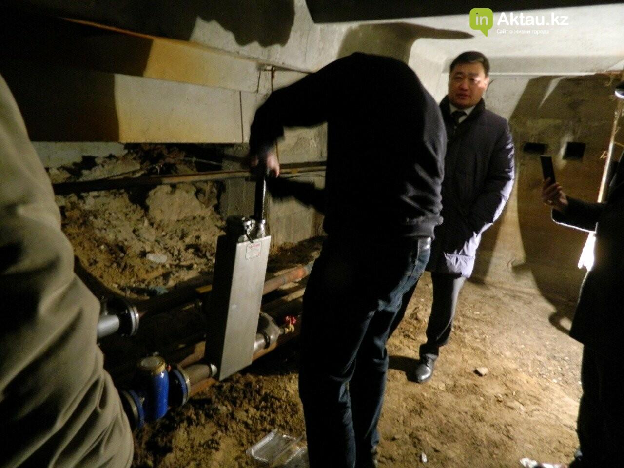Новейшие технологии: в жилом доме Актау установили магнитный очиститель воды, фото-7