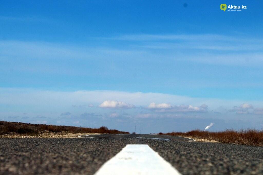 Дорога к морю: о состоянии дорог к побережью Каспия (ФОТО), фото-11