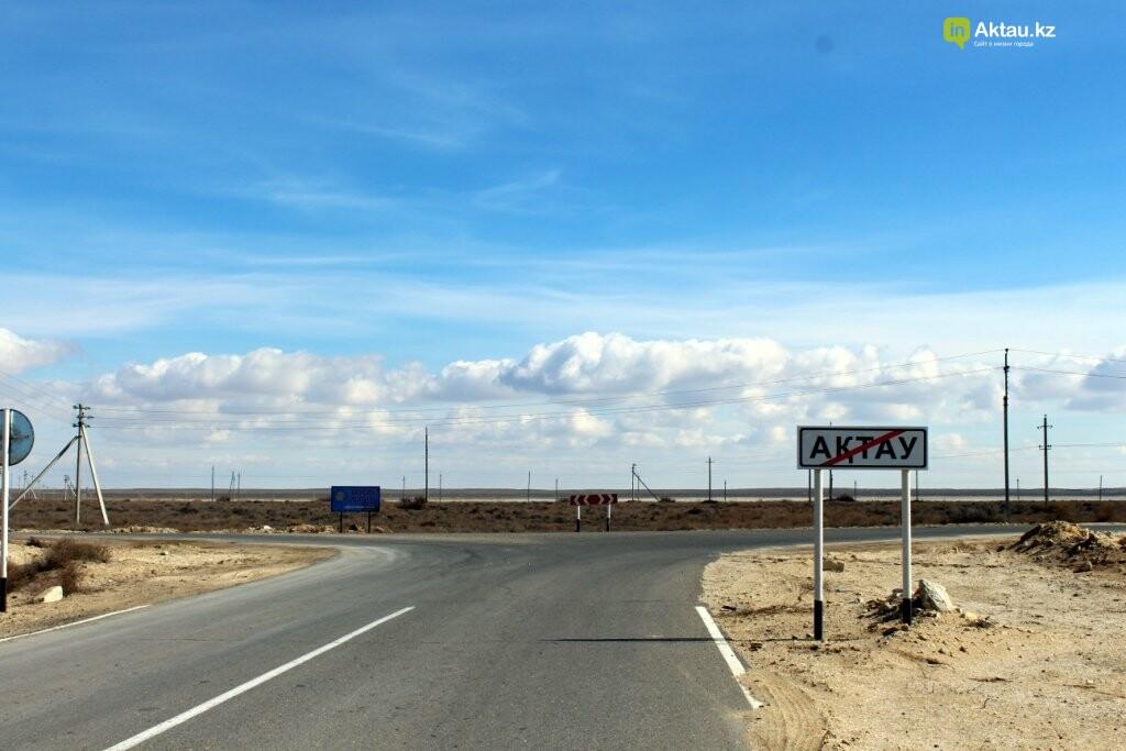Дорога к морю: о состоянии дорог к побережью Каспия (ФОТО), фото-18