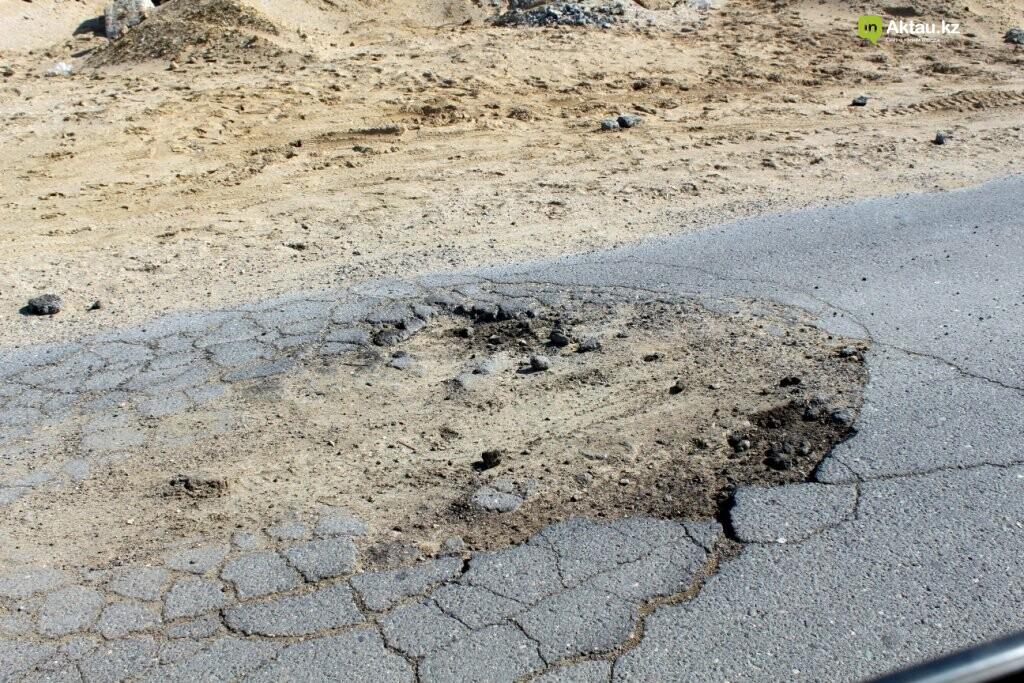 Дорога к морю: о состоянии дорог к побережью Каспия (ФОТО), фото-19