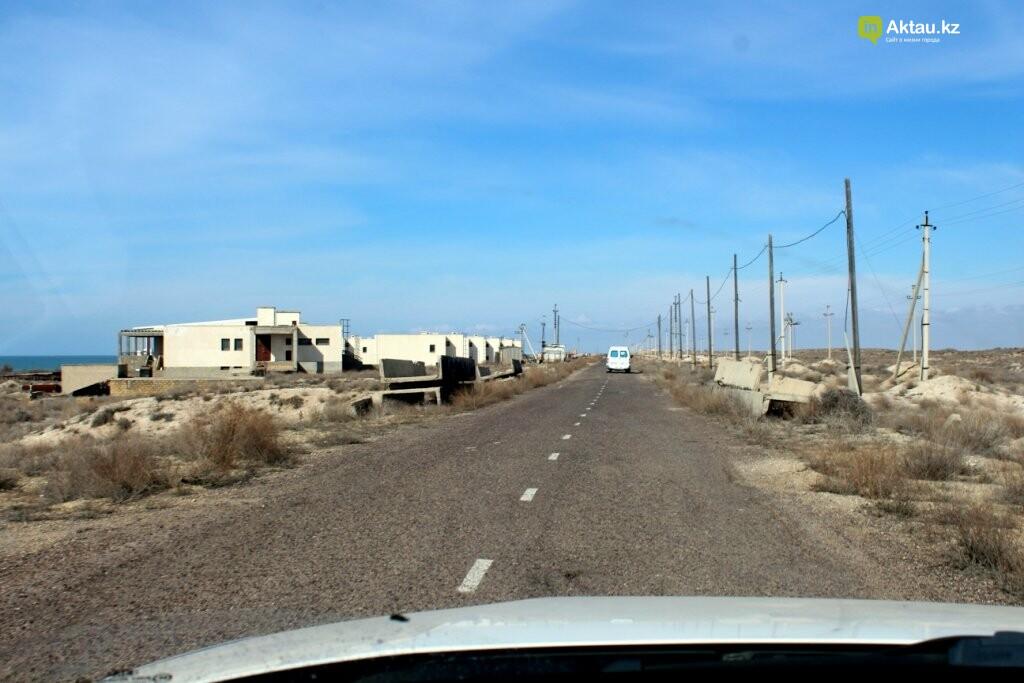 Дорога к морю: о состоянии дорог к побережью Каспия (ФОТО), фото-23