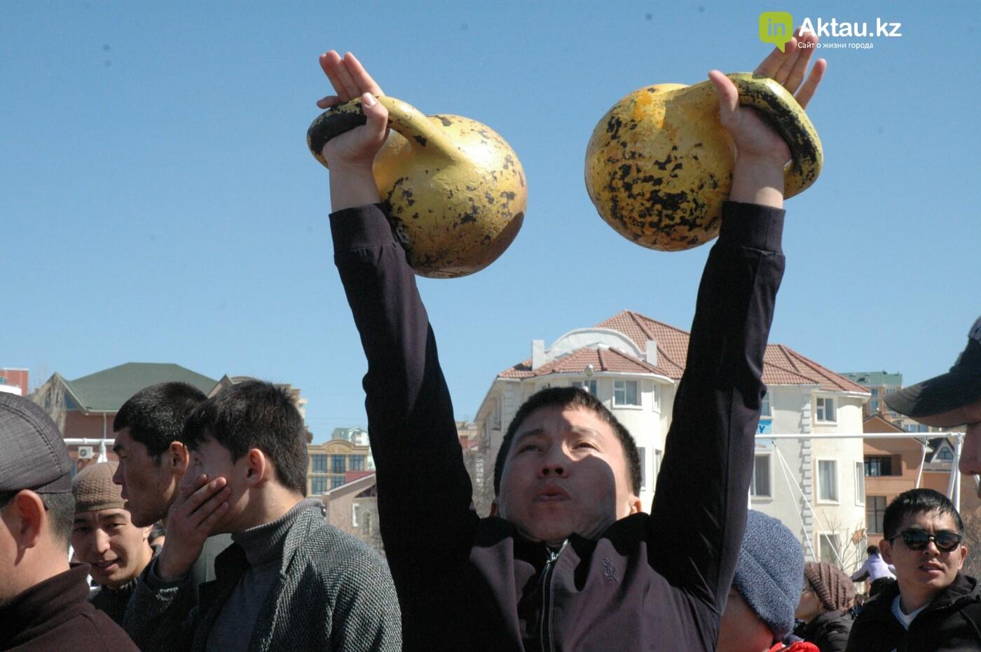 Актау празднует Наурыз мейрамы (ФОТО), фото-13