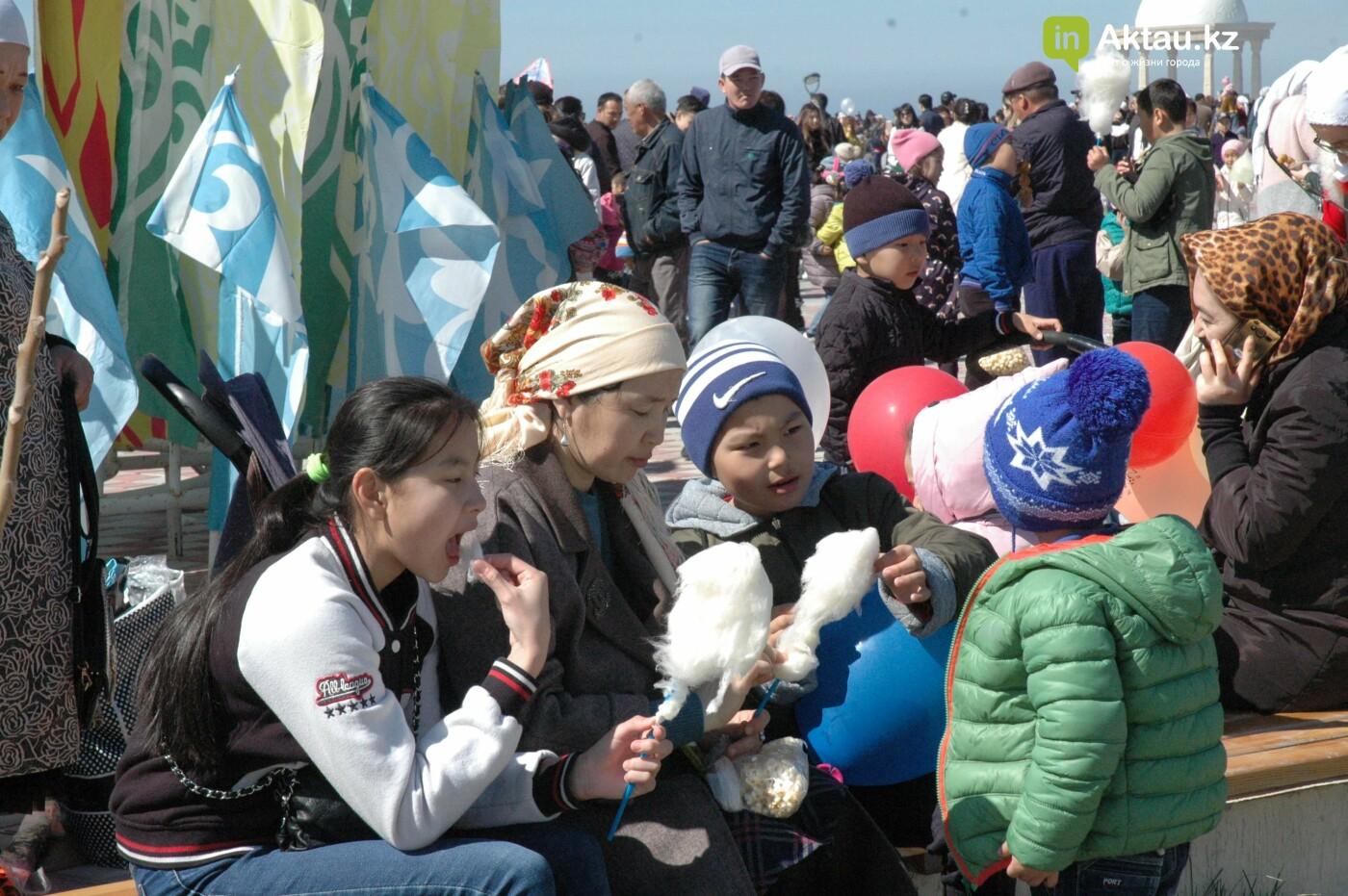 Актау празднует Наурыз мейрамы (ФОТО), фото-21