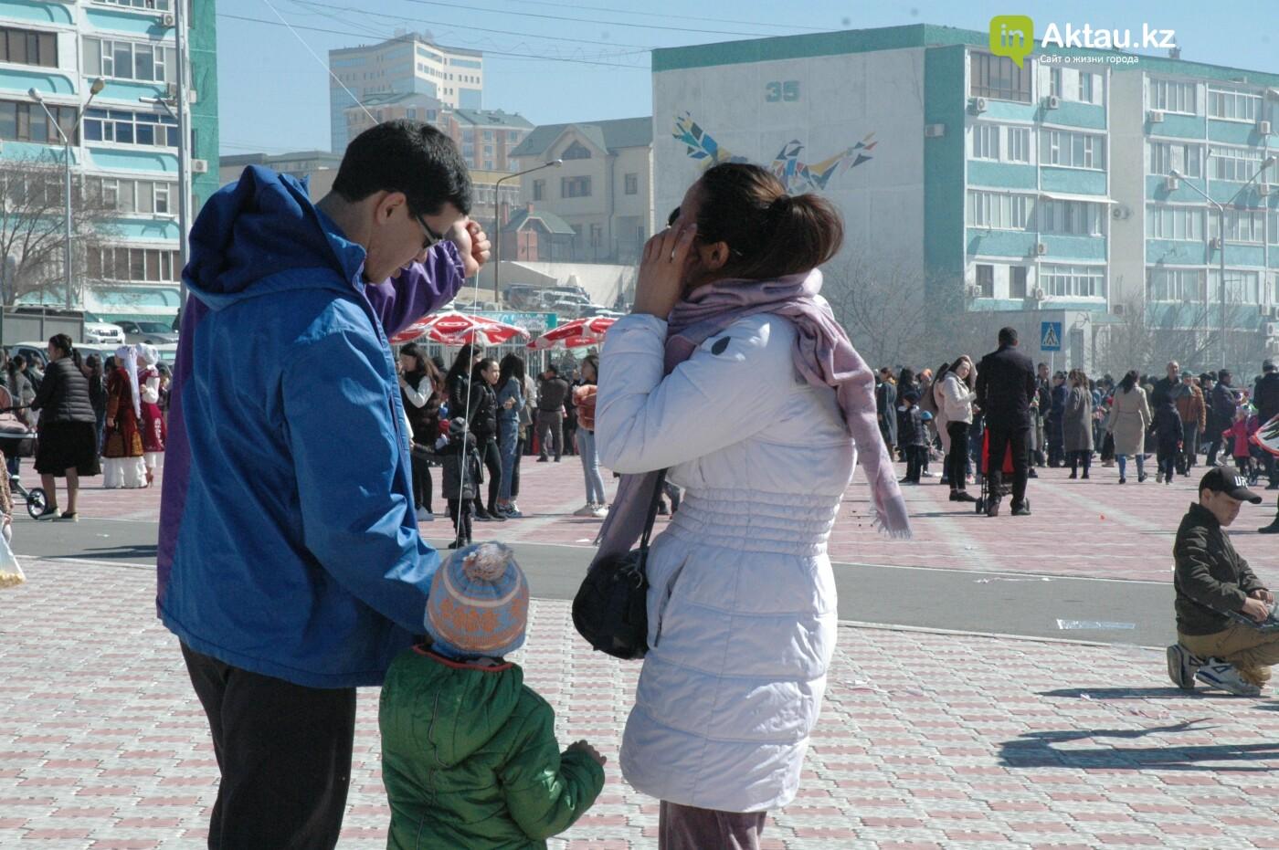 Актау празднует Наурыз мейрамы (ФОТО), фото-28