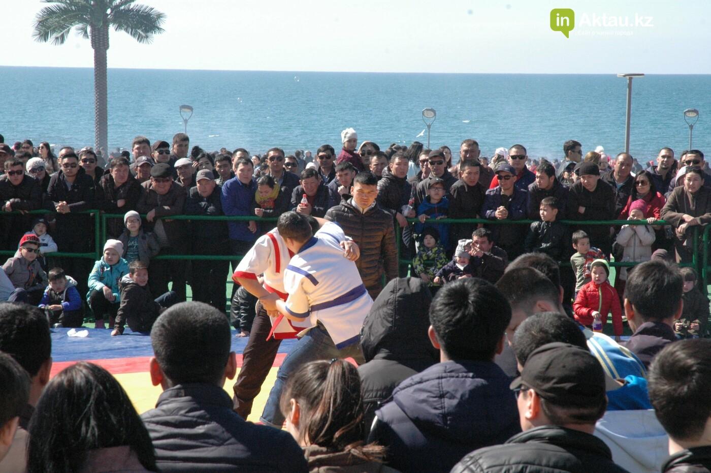 Актау празднует Наурыз мейрамы (ФОТО), фото-14