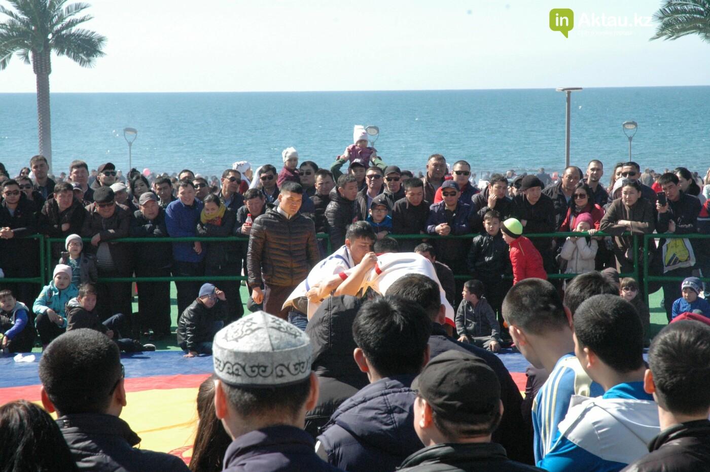Актау празднует Наурыз мейрамы (ФОТО), фото-16