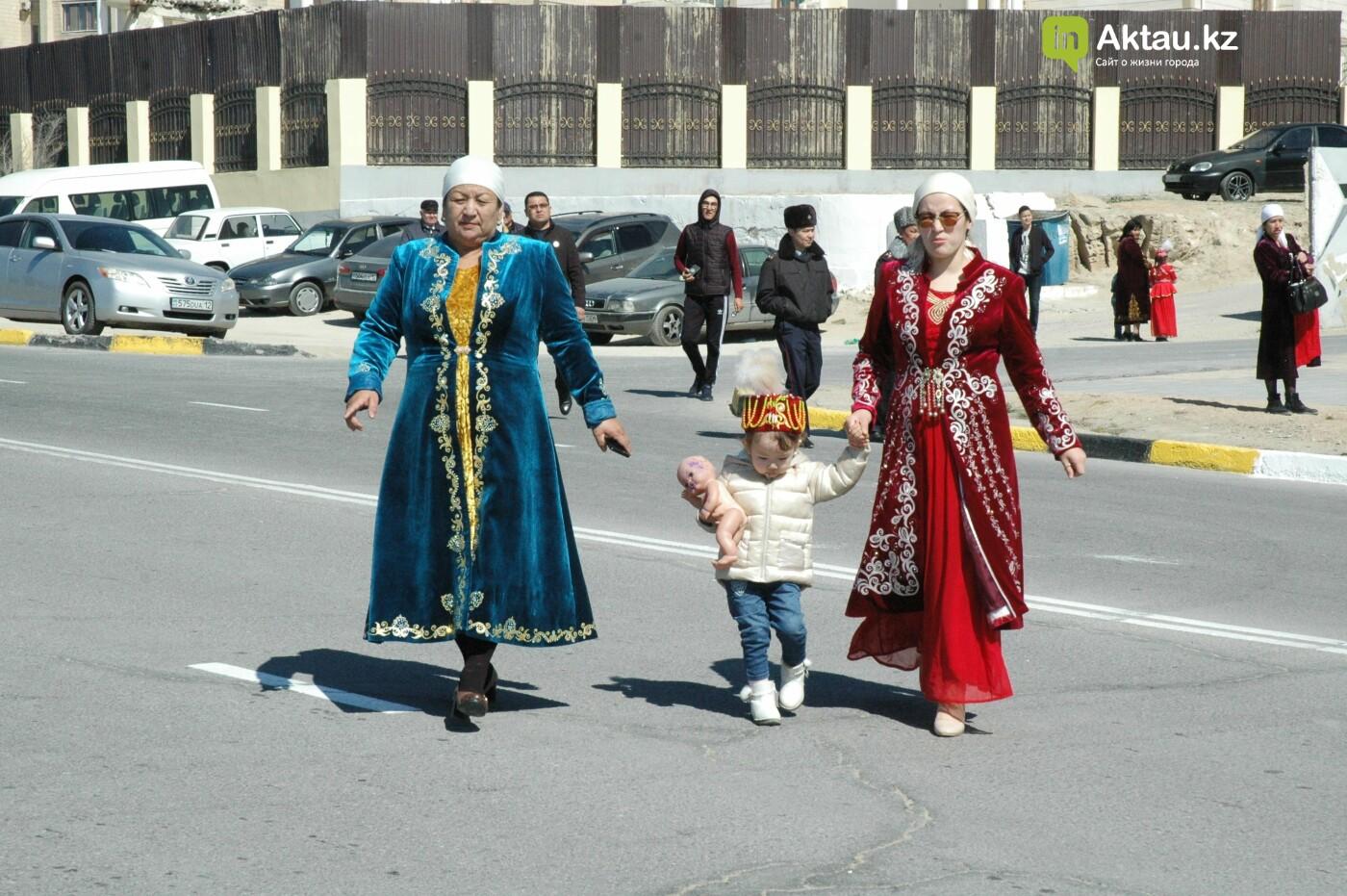 Актау празднует Наурыз мейрамы (ФОТО), фото-30