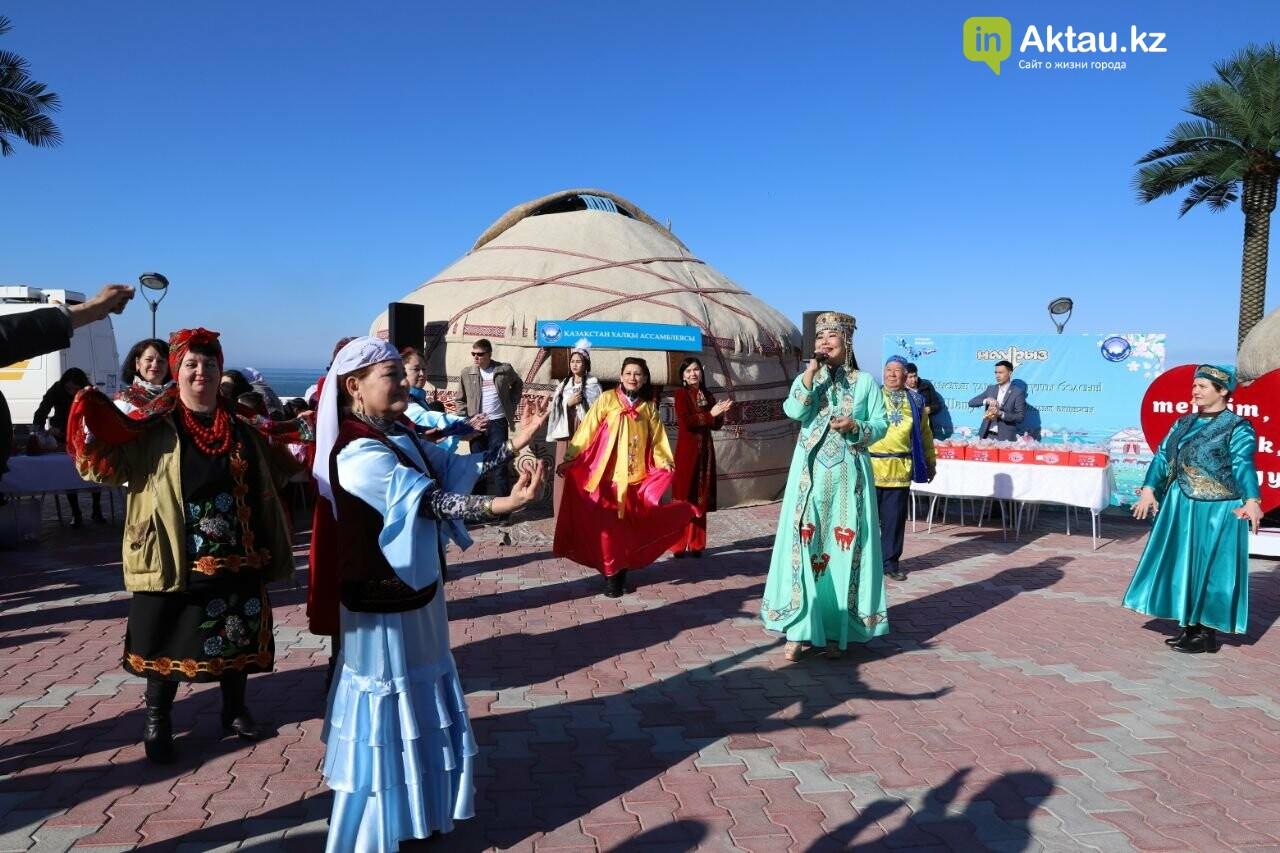Актау празднует Наурыз мейрамы (ФОТО), фото-1