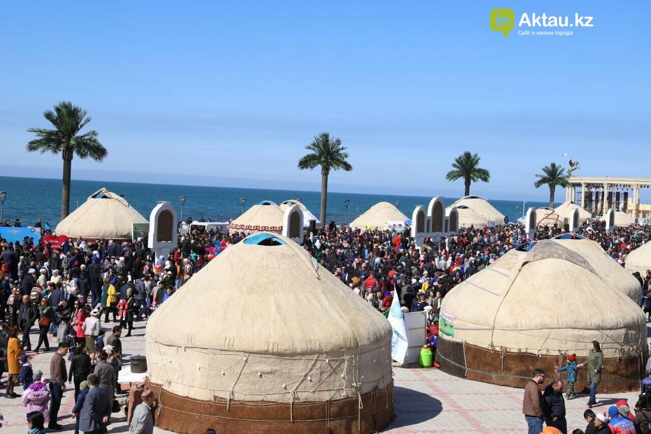 Актау празднует Наурыз мейрамы (ФОТО), фото-2